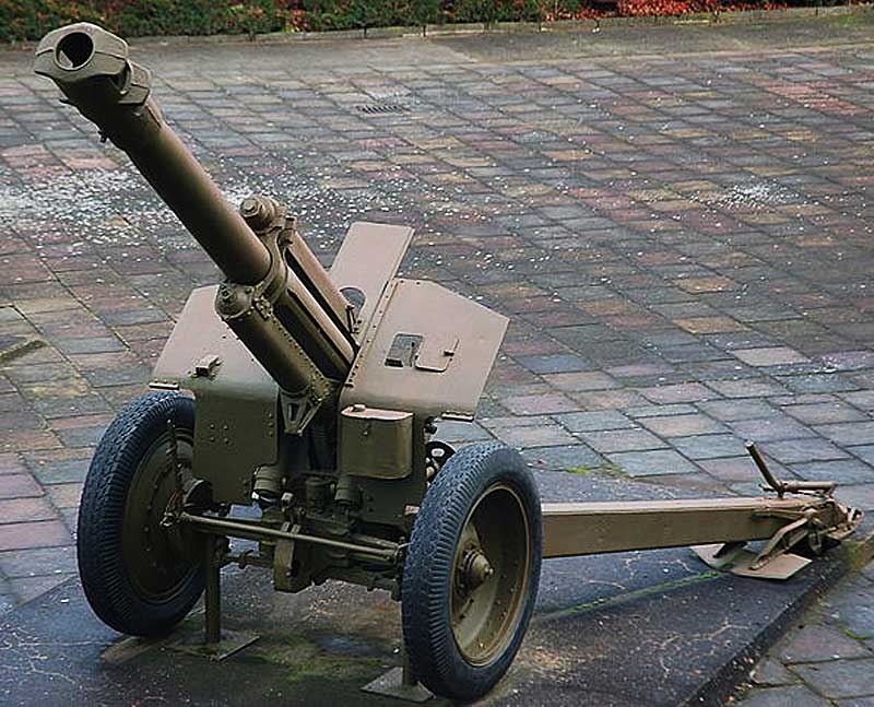 152-мм гаубица образца 1943 года (д-1) — традиция