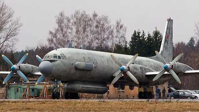 Самолёт Ил-20 – электронные глаза и уши