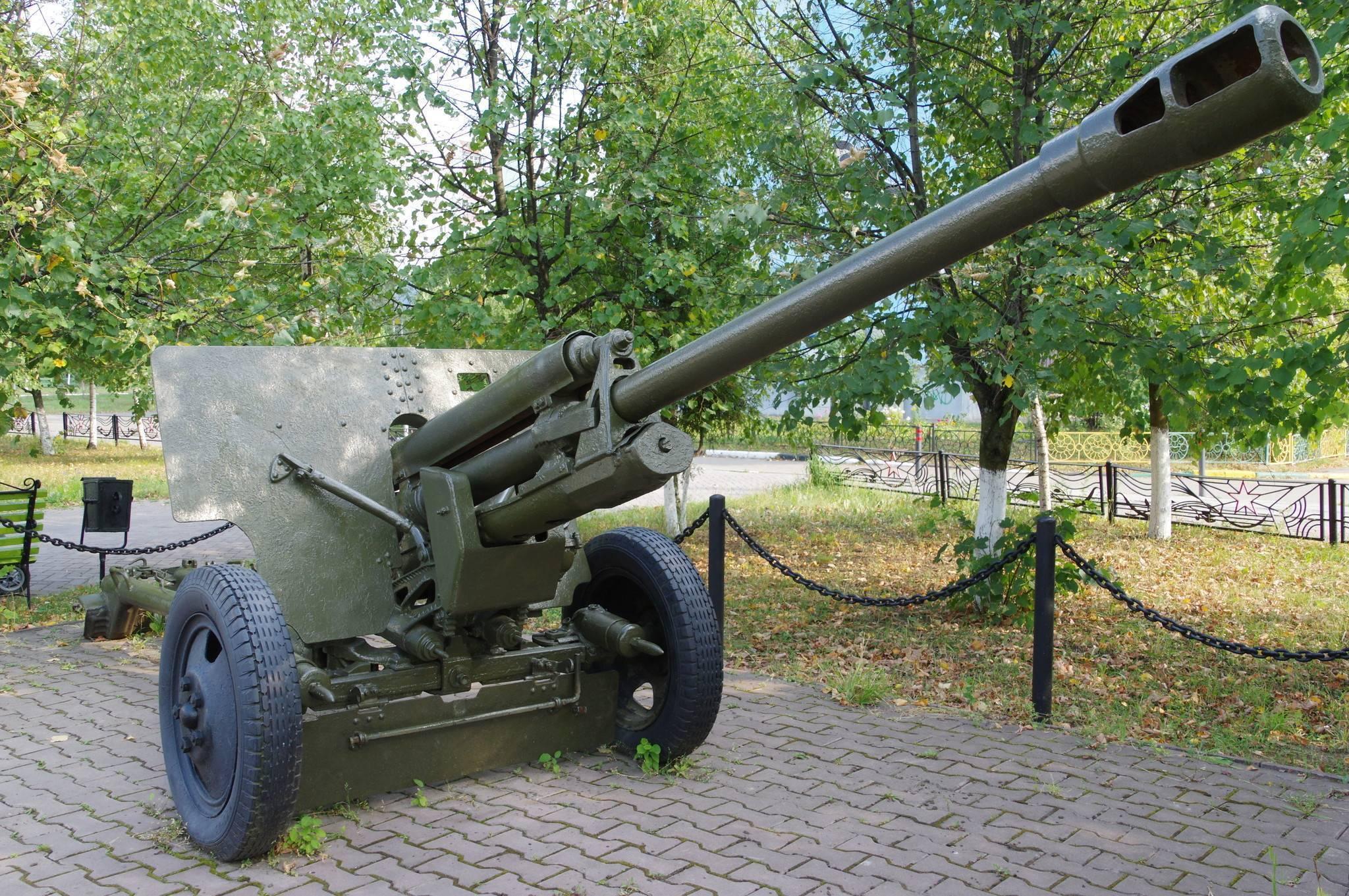 76-мм дивизионная пушка образца 1942 года (зис-3) википедия