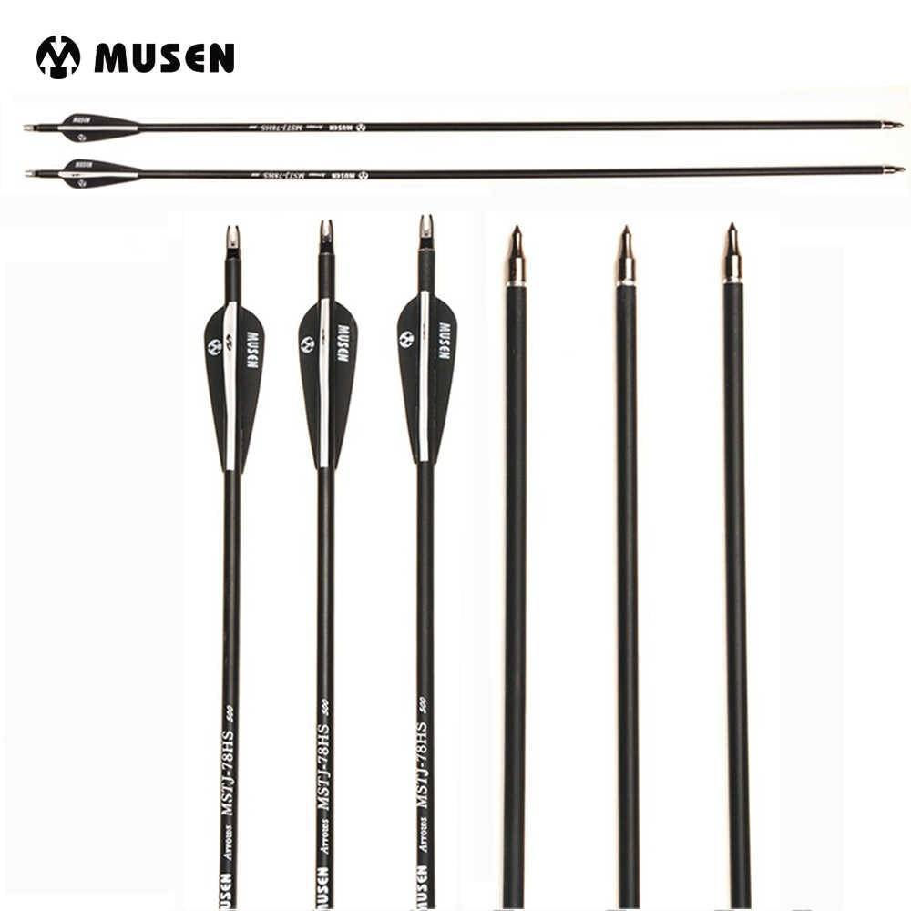 Как сделать стрелу для лука: изготовление древка, оперения и наконечника