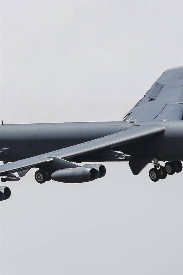 Ту-95мс против в-52. крылатый паритет времён «холодной войны»