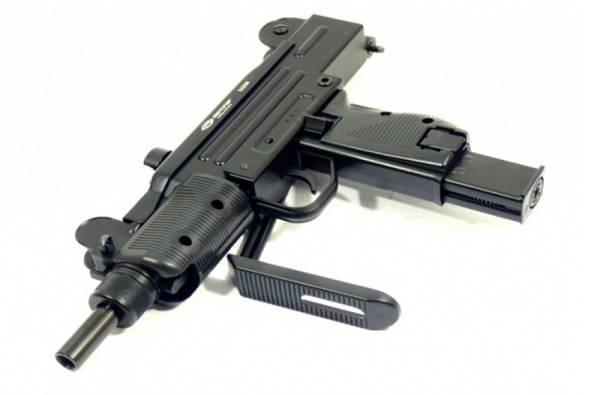 Узи (оружие)