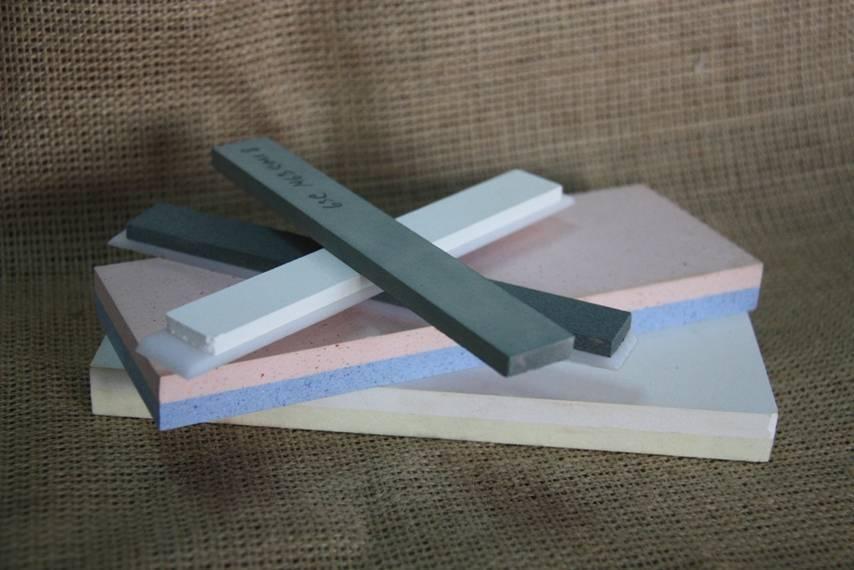 Какие бывают бруски для заточки ножей. заточной брусок – вековой соратник ножей точильный брусок с заостренными торцами для чего