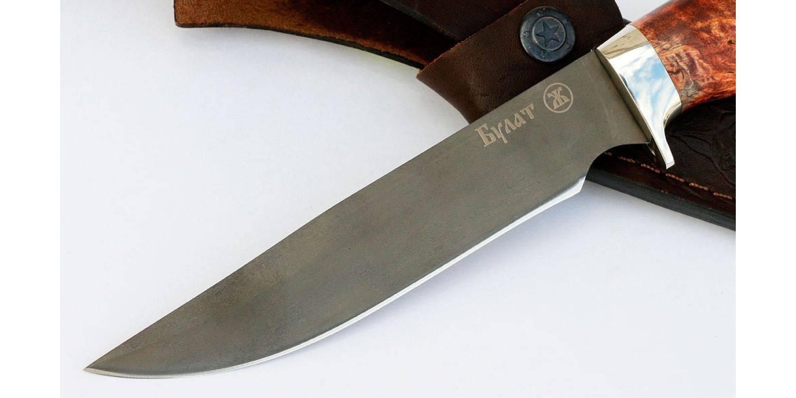 Булатные ножи: методы изготовления