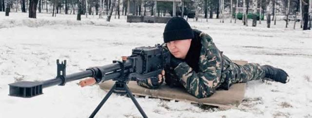 Максим пневматический пулемет. боевое и служебное оружие