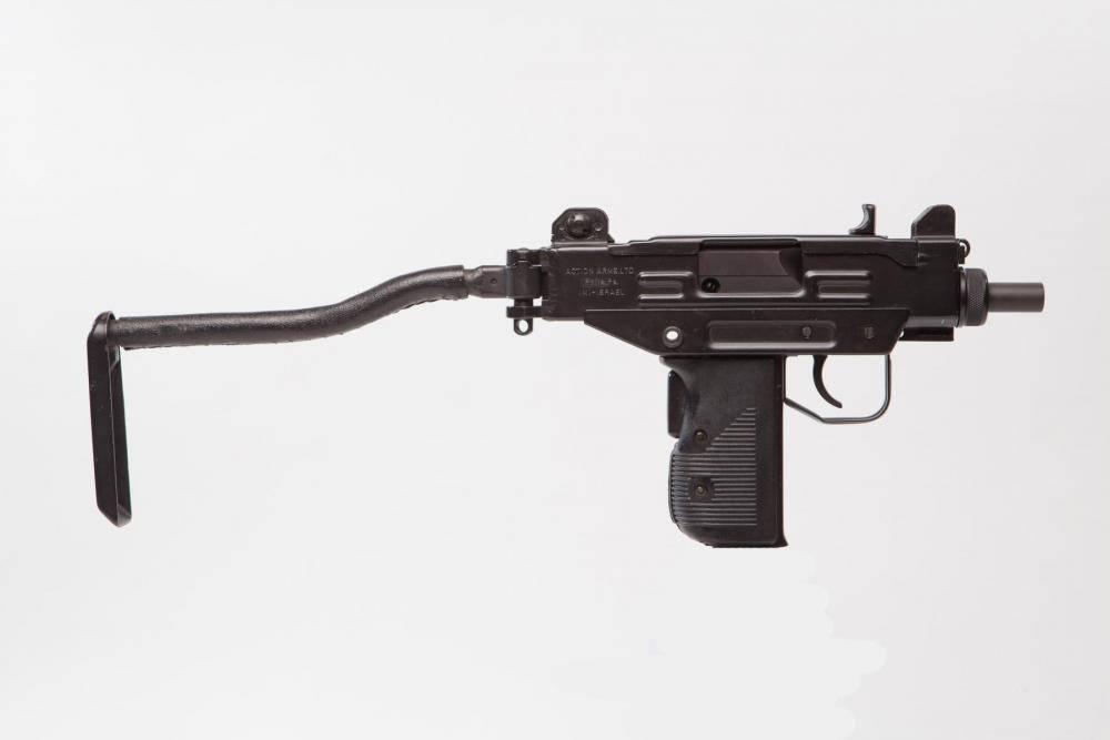 Узи (оружие) википедия