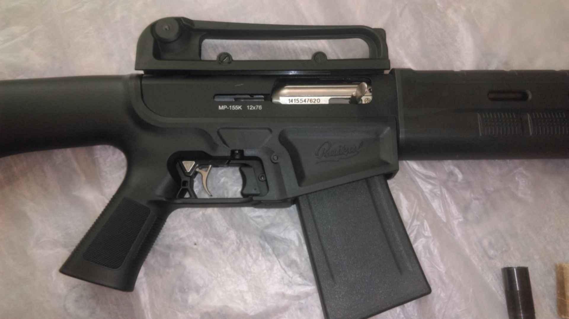 Отзывы о ружье мр-155 — честный обзор
