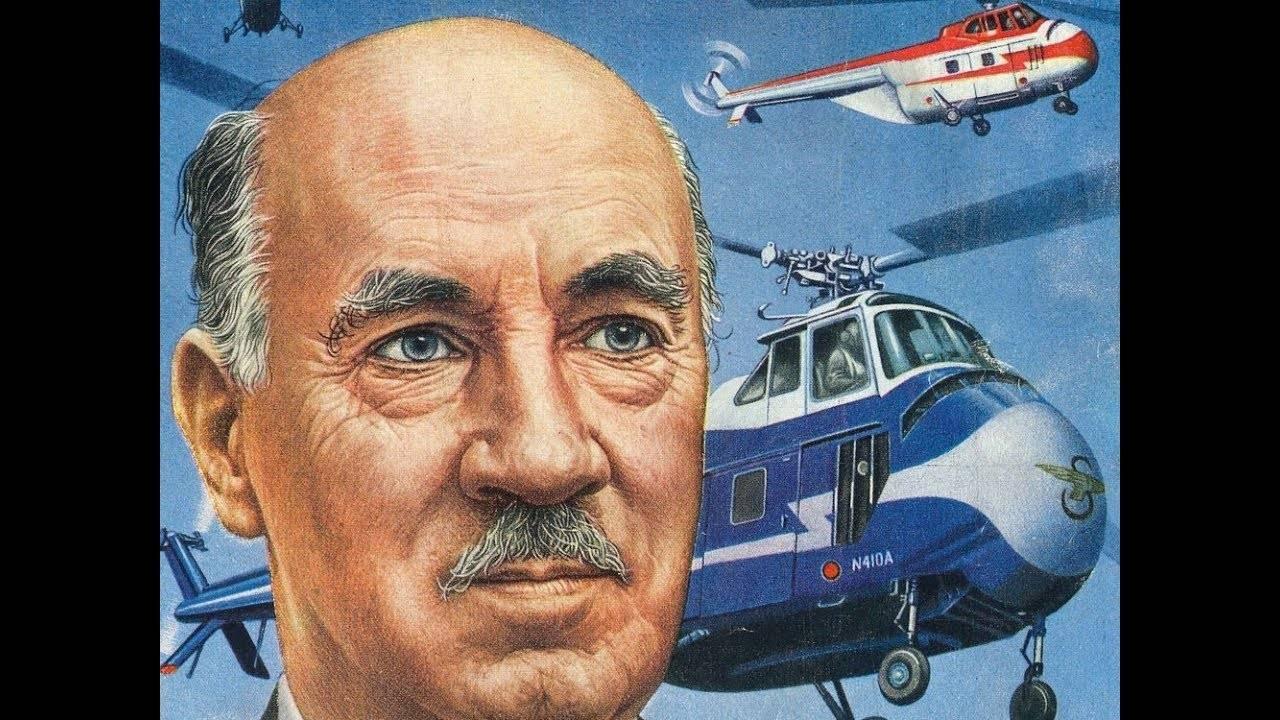 Авиаконструктор игорь сикорский: краткая биография, изобретения