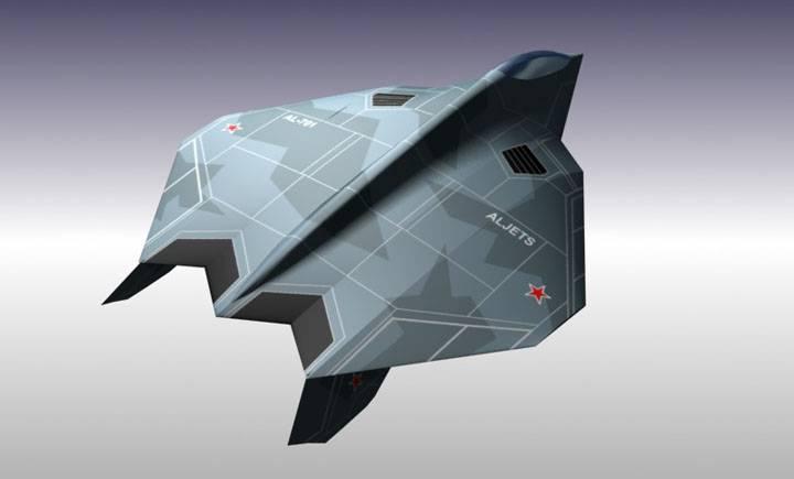 Самолет 5 поколения