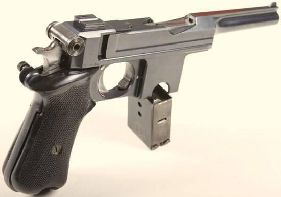 Револьвер наган|история и фото