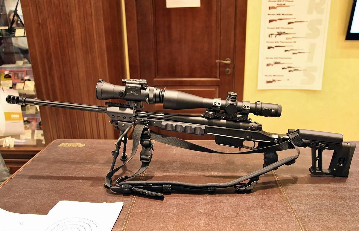 Снайперская винтовка «точность» vs. orsis т-5000