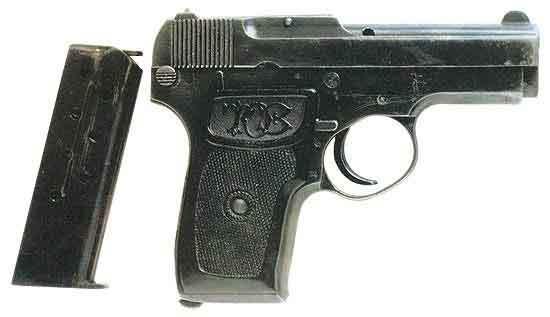 Пистолет коровина (тк) википедия
