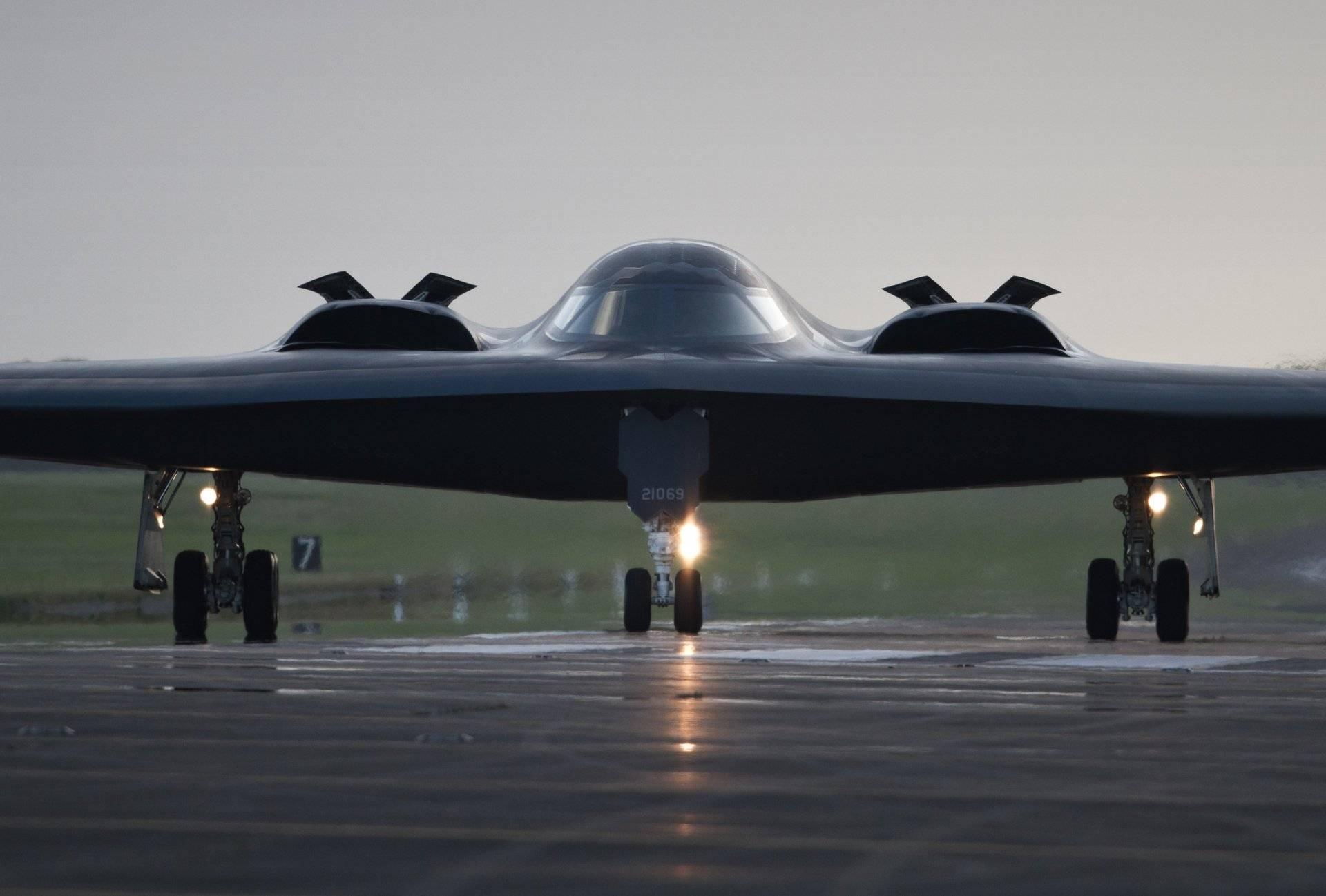 Northrop B-2 Spirit – пришелец из… сороковых