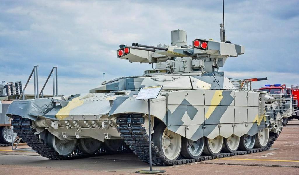 Бмп т-15 армата