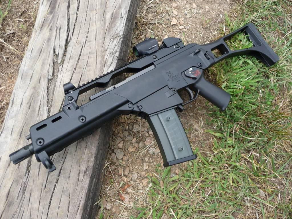 Qbs-06 штурмовая винтовка — характеристики, фото, ттх