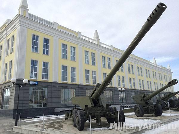 152-мм пушка 2а36 — википедия. что такое 152-мм пушка 2а36