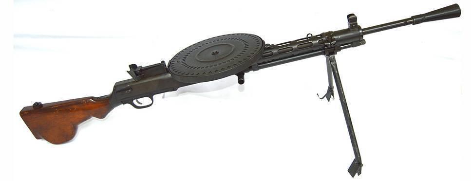 Пулемет системы дегтярева – эталон, победивший время. советский ручной пулемет дегтярева полный обзор с фотографиями