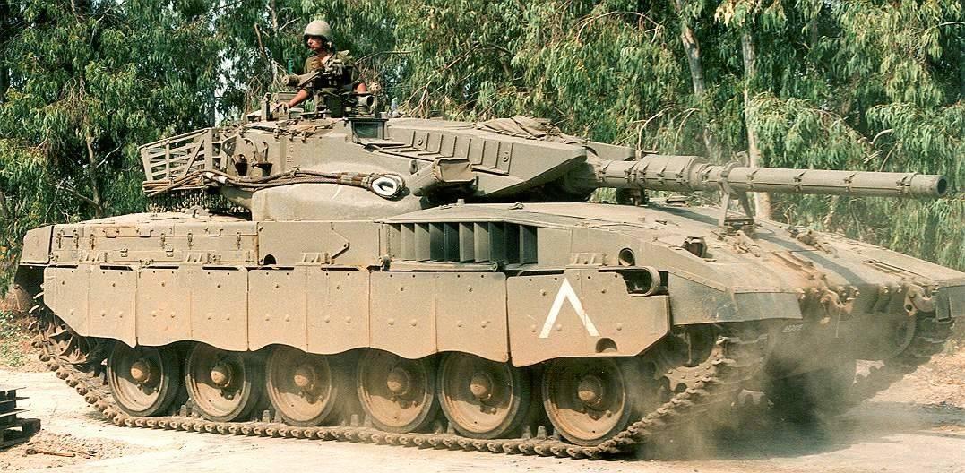 Танки израильской армии. танк «меркава» – революционная колесница бога. сравни и подумай
