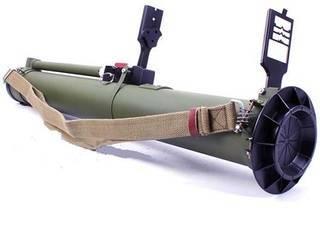 Гранатомет рпг-28 клюква. фото. видео. ттх. устройство