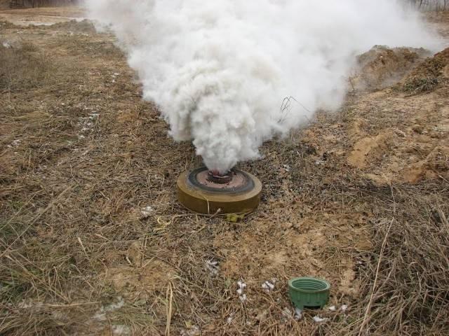 Шашка фас (серная, дымовая): инструкция по применению