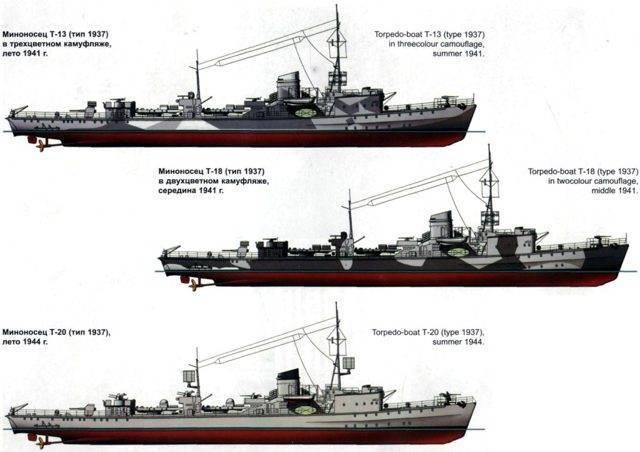 Торпедные катера серии г-5 — первая серия торпедных катеров вмф ссср.