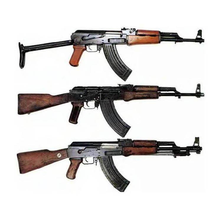 Царь-пушка: мифы и правда об автомате калашникова