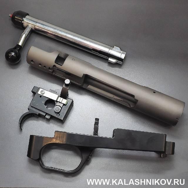 Карабин охотничий МА-МР38