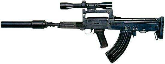 Штурмовая винтовка оц 14 гроза. автомат «гроза» – уникальный штурмовой комплекс или пустышка
