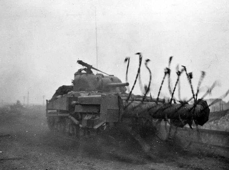 Статьи и публикации о танках второй мировой войны