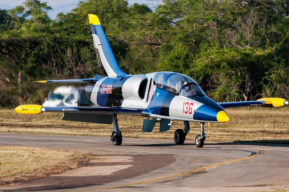 Aero l-39 albatros вики