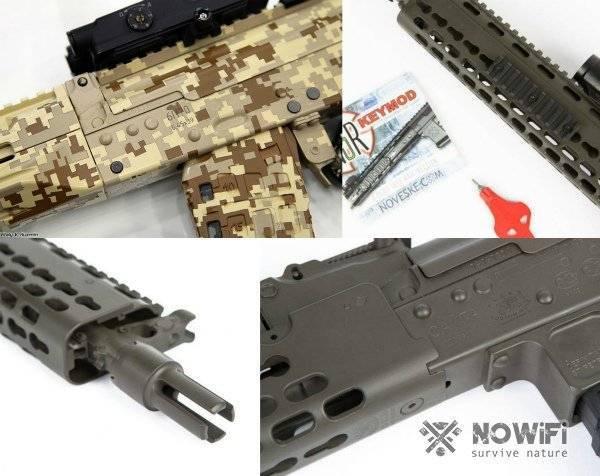 «калашников» представил гражданские варианты ак-12 и пистолета лебедева