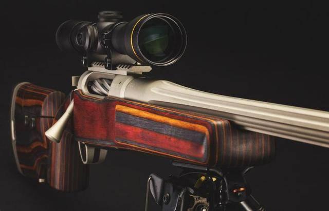 Почти снайперская винтовка: новейший охотничий карабин орсис 220
