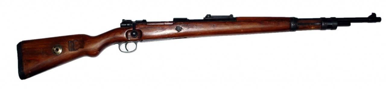 Винтовка «mauser 98» (германия)