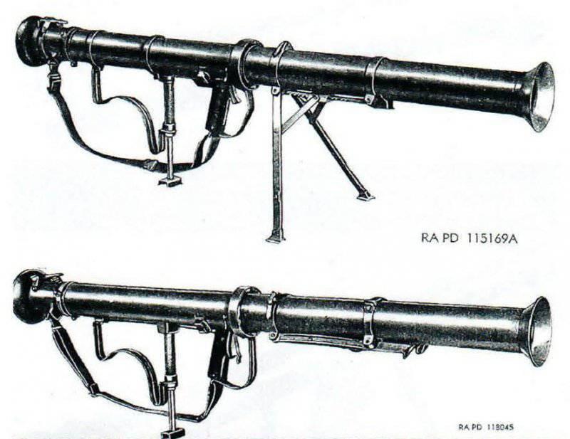 Рпг law m72 - американский противотанковый гранатомет