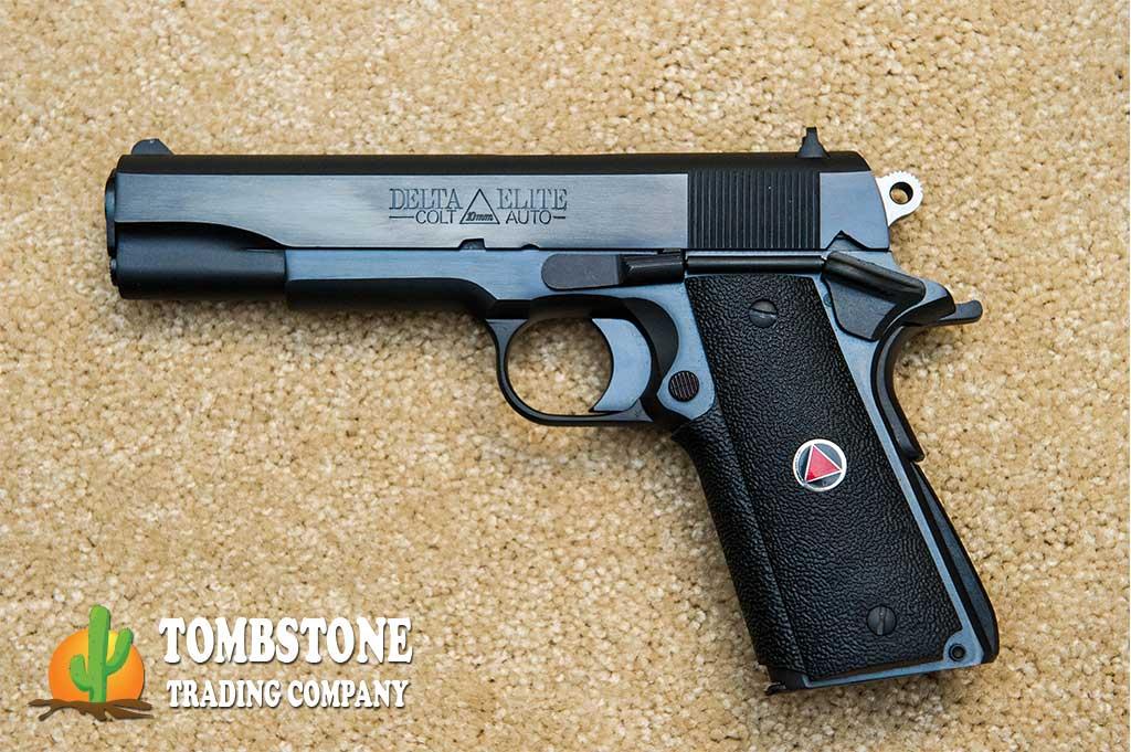 Пистолет кольт 1911: фото, калибр, характеристики и цена