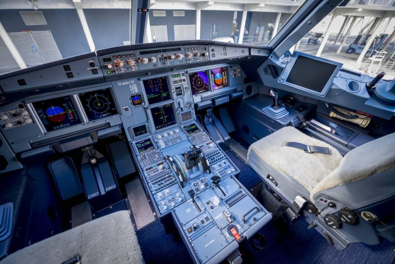 История airbus a320. эйрбас а320 — компьютер в небе