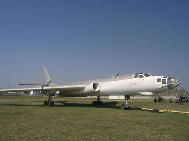 Ту-16 фото. видео. скорость. вооружение. ттх
