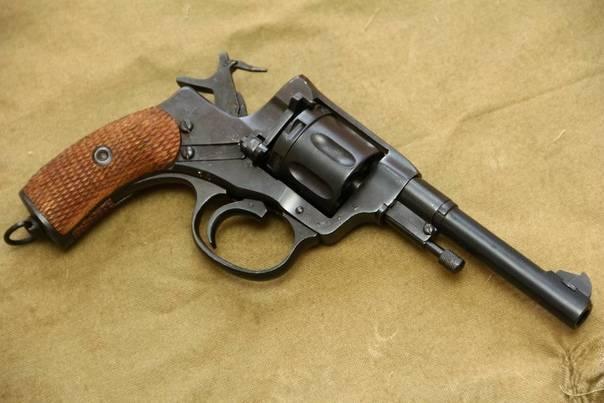 Так ли плох «наган», иликакой револьвер выбрать попаданцу в1895году