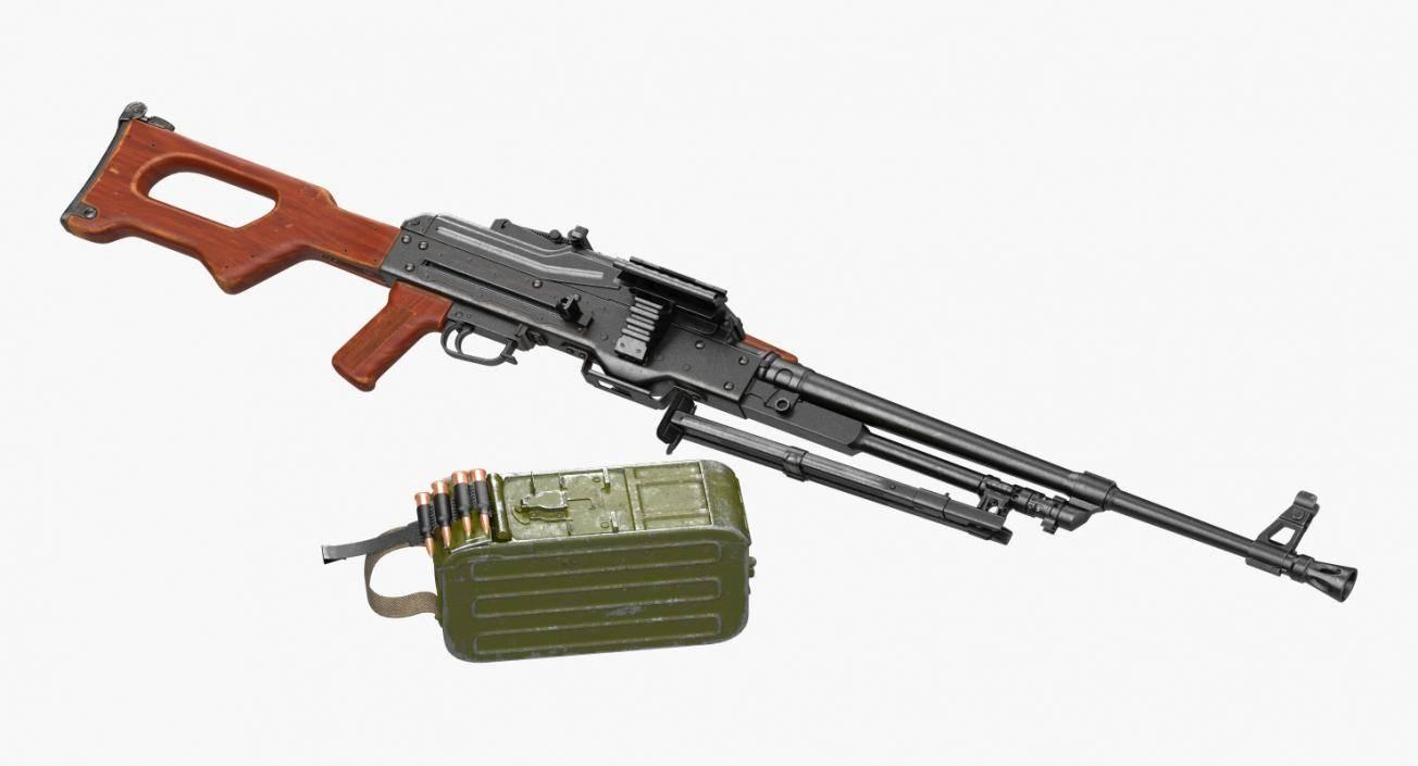 Пулемёт калашникова танковый модернизированный википедия