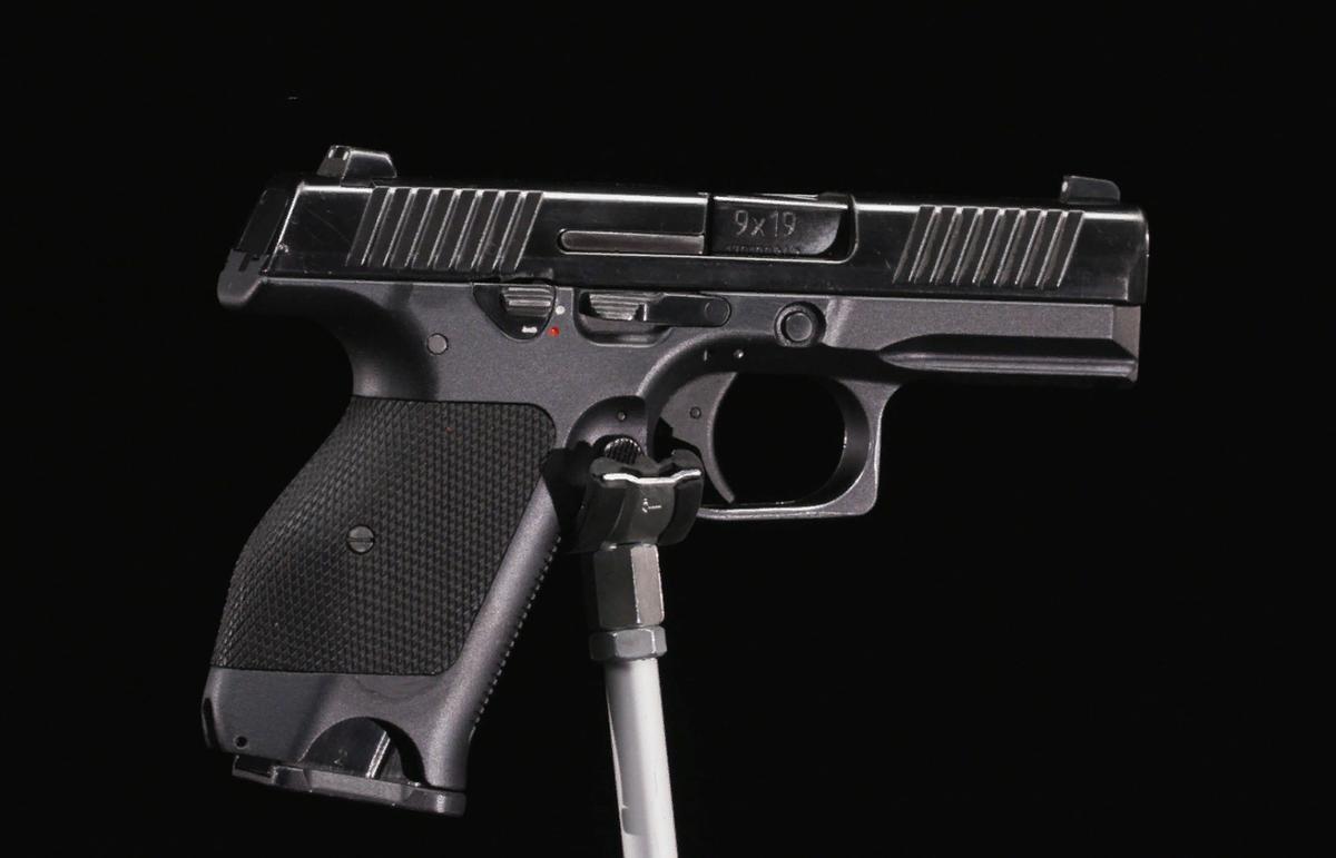Замена для «макара»: пистолет лебедева лучший, но перспективы его туманны