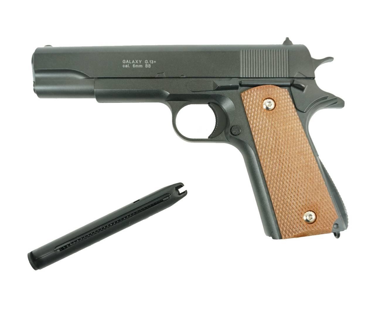 Пистолет Colt M1911 Rail Gun