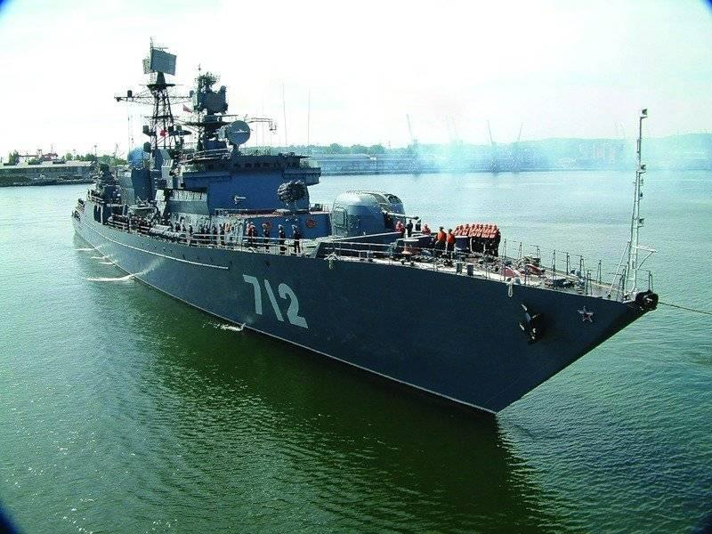 Сторожевые корабли проекта 22460