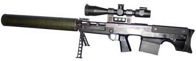 Снайперская винтовка qbu-88 (type-88)