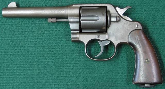 Кольт м1917