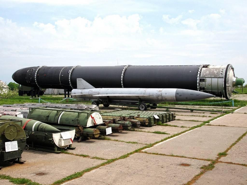 """Ракетный комплекс """"сармат"""". досье"""