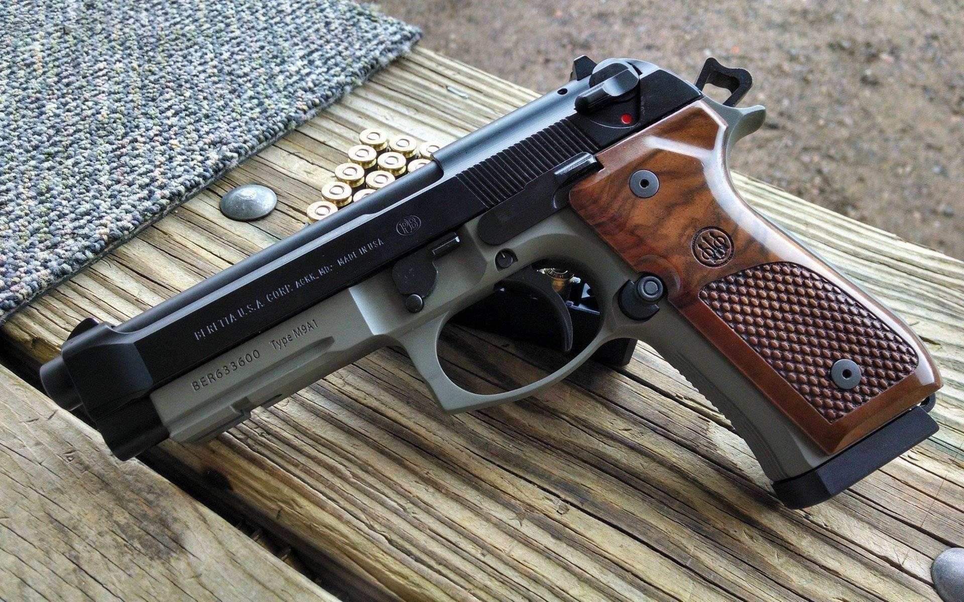 Убойная сила самых лучших пистолетов