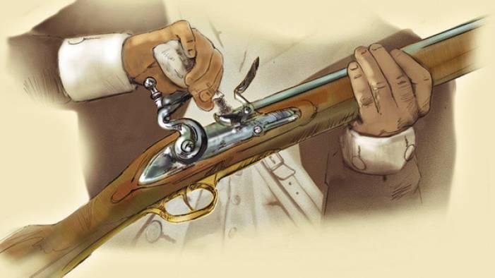 Мушкет своими руками в домашних условиях. мушкет — силы пехоты и оружие бравых солдат
