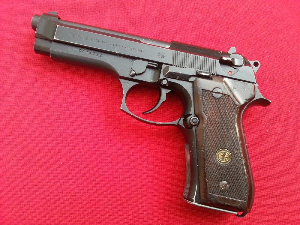 Из какого калибра пистолета беретта 92. пистолеты беретта – самозарядные гладиаторы колизея