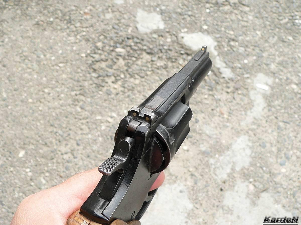 Револьвер рса википедия