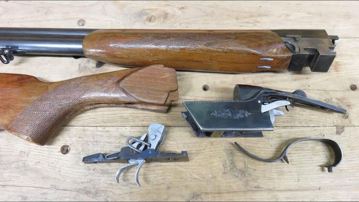 Охотничье ружье тоз 34